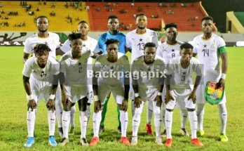 Coach Ibrahim Tanko names final squad for U-23 Afcon
