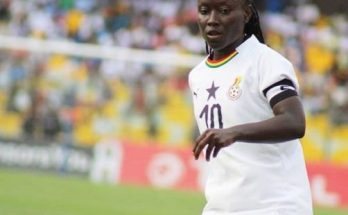 Black Queens captain Elizabeth Addo for Caf top award