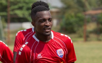 Kwabena Kyeremateng: Inter Allies players promises a better campaign