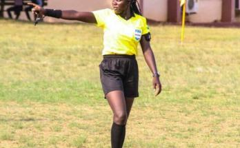 Referees to handle Ghana Women's league announced
