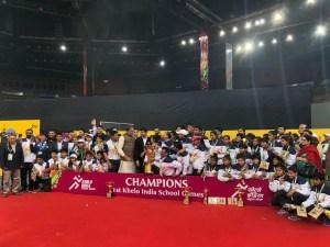 Khelo India Winners