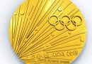 18 year boy Muhamad designed Youth Olympic medal