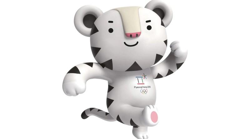 pyeongchang mascot
