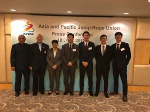 Asia Pacific Jump Rope Union