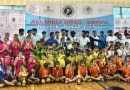 India Inter School Rope Skipping Concluded