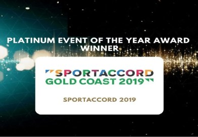Platinum Award to SportAccord 2019