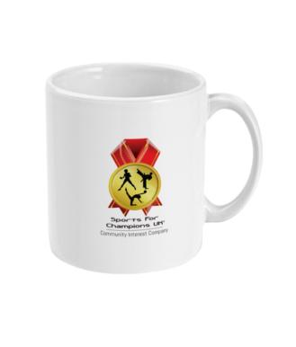 110z mug logo