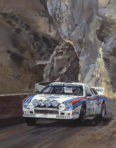 1983 Monte Carlo : monte, carlo, Monte, Carlo, Rally