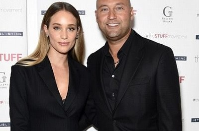 Derek and Hannah Jeter Make a Rare Public Appearance