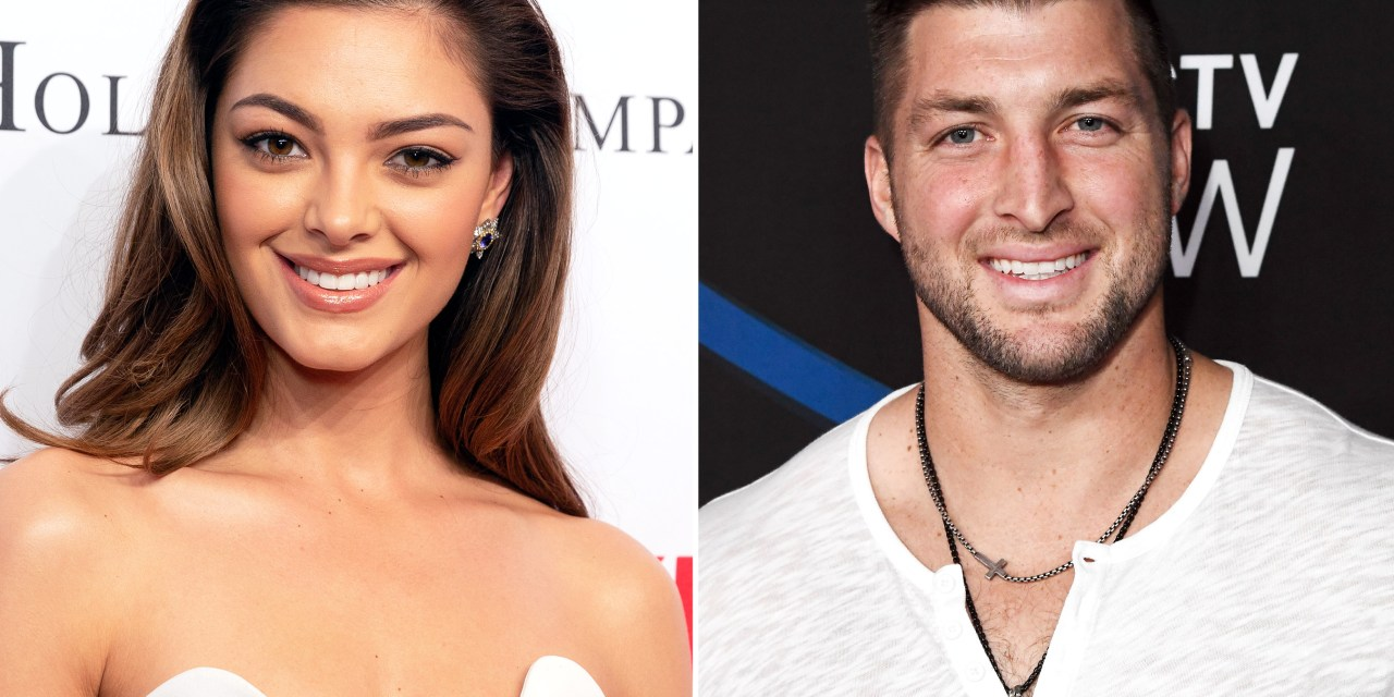 Now Miss Universe Demi-Leigh Confirms She's Dating Tim Tebow