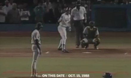 Dennis Eckersley Remembers Kirk Gibson's Iconic World Series Home Run 30 Years Later