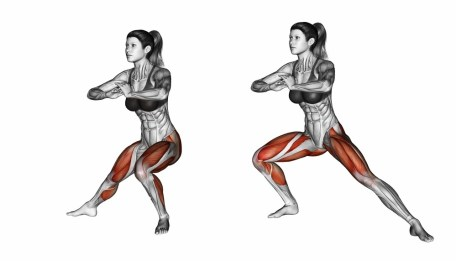 Image result for Shifting Side Lunge