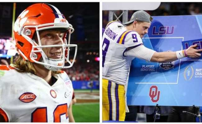 Cfp National Clemsonship Betting Preview Picks Lsu Vs