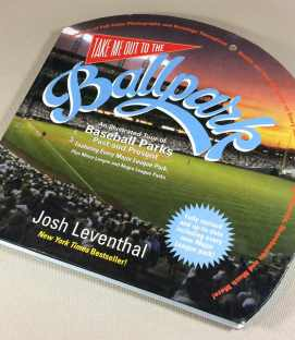 Take Me Out To The Ballparks Book