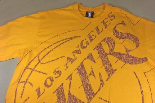 Los Angeles Lakers Logo-wrap T-Shirt