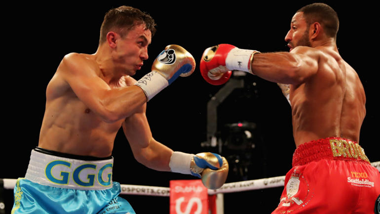 GGG vs. Kell Brook results: Golovkin scores TKO after ...