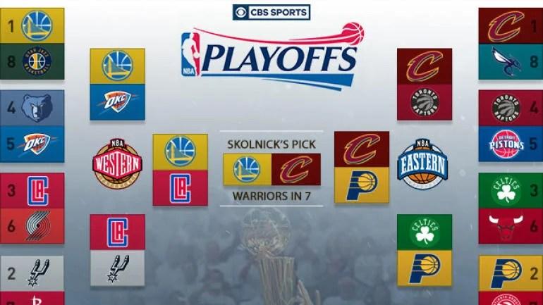 NBA expert predictions, brackets: Playoff seeds, Finals matchup, champion - CBSSports.com