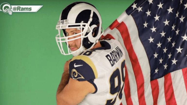 LOOK: Rams fans already seem to hate the team's updated uniform combination - CBSSports.com