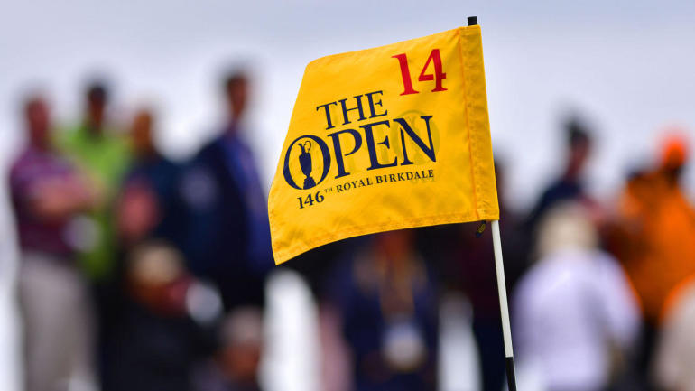 british open leaderboard cbs