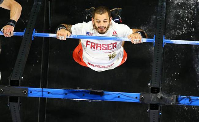 2017 Crossfit Games On Cbs Mat Fraser Eyes Repeat Going