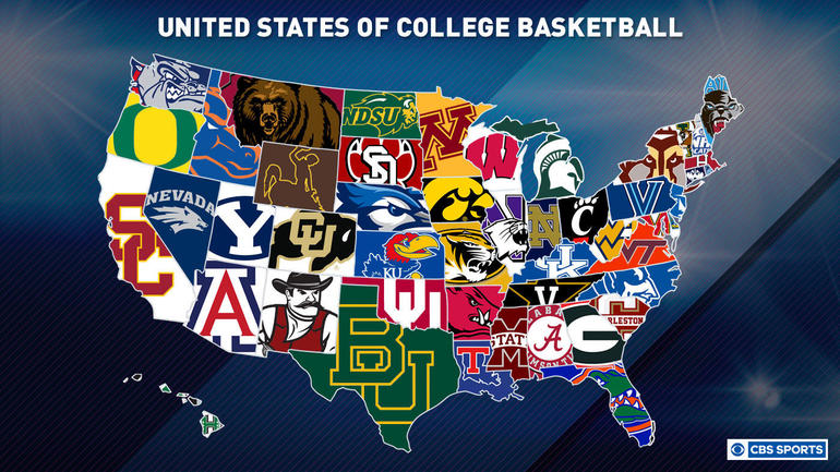where every college basketball