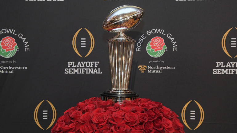 College Football Playoff Five Keys To The Rose Bowl