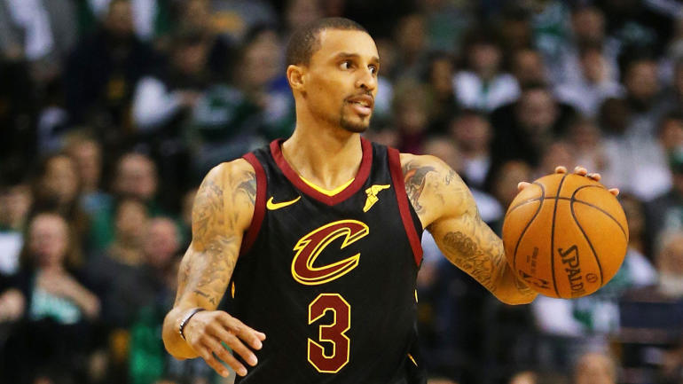 Why George Hill Jae Crowder stand to benefit from Cavs