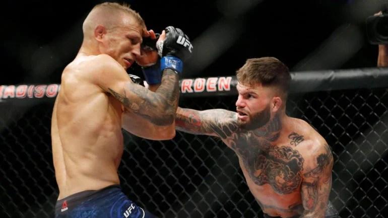 UFC 227 Fight Card TJ Dillashaw Vs Cody Garbrandt