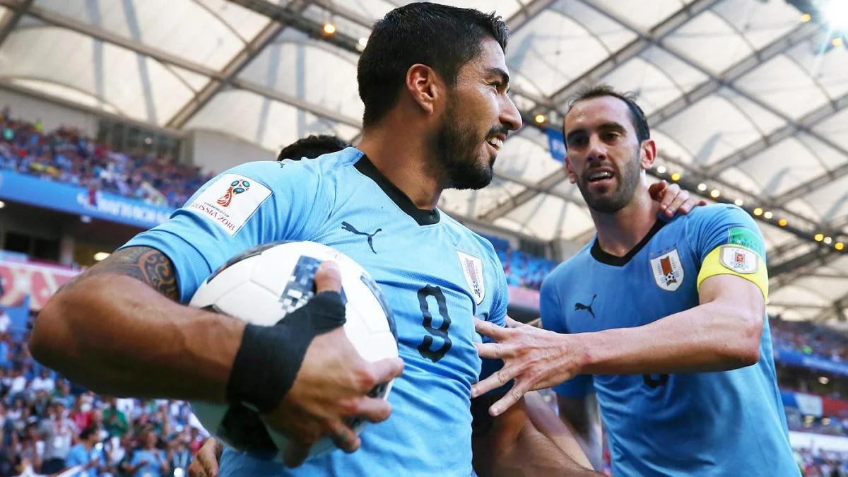Uruguay predicted lineup vs Peru