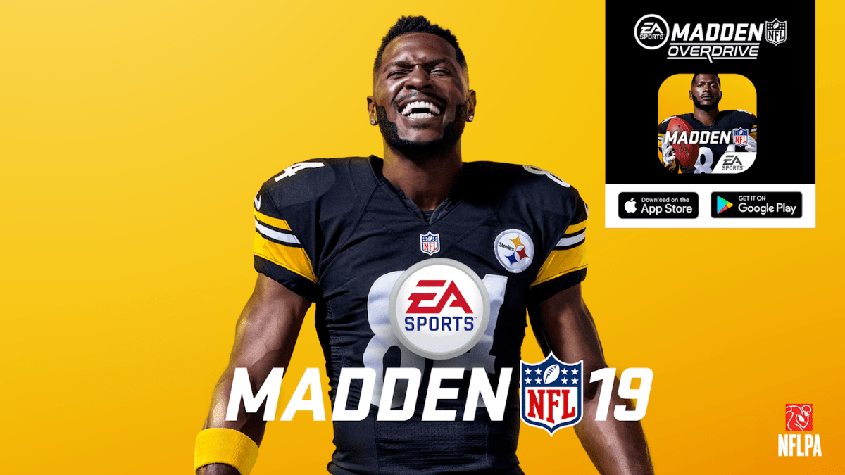 is the madden cover