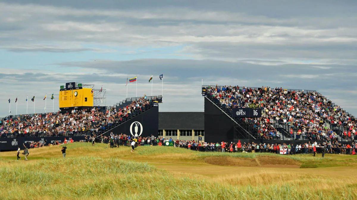 free live stream british open golf 2018