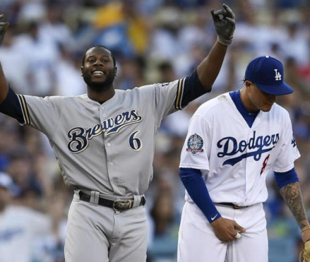 Dodgers Vs Brewers Live Stream Watch Game  Online Tv Channel Prediction Pick Odds Cbssports Com