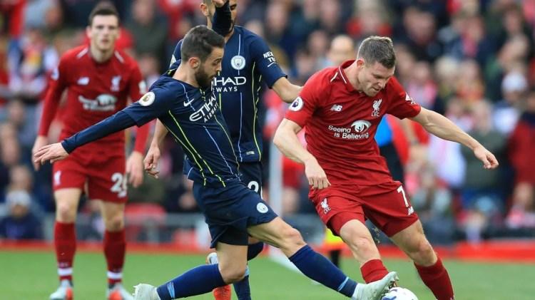 Manchester City vs. Liverpool: Premier League live stream ...
