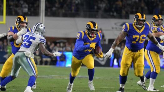 Cowboys vs. Rams final score, takeaways: Rams smash ...