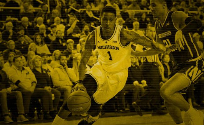 College Basketball Power Rankings Michigan Up To No 2