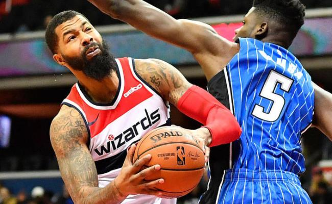 Markieff Morris To Sign With Thunder After Being Pursued
