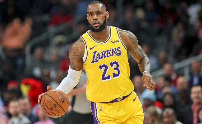 Lebron James Says He Won T Cheat The Game After Triple Double Against Kings Preaches Respect