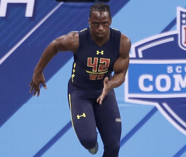 Nfl Draft Combine Every Top  Yard Dash Time In