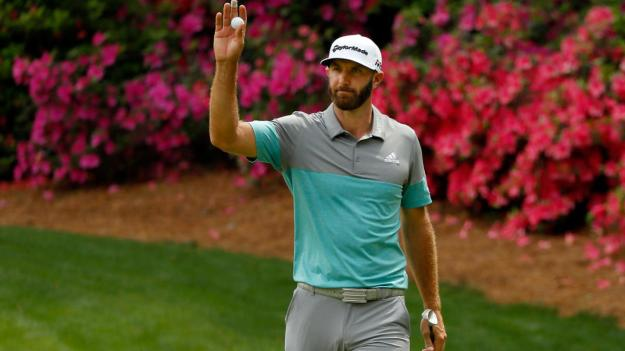 Image result for dustin johnson masters