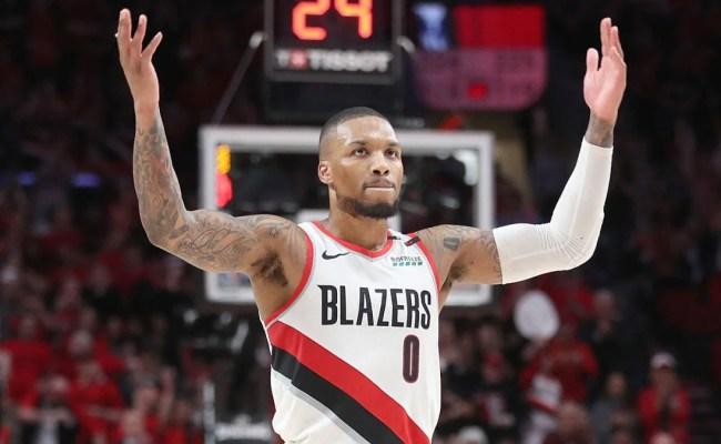 Nba Playoffs 2019 Blazers Damian Lillard Calls Out