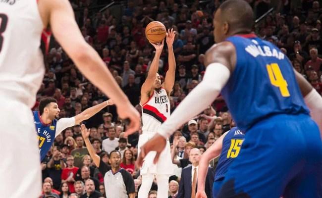 2019 Nba Playoffs Watch Nuggets Vs Trail Blazers Game 7