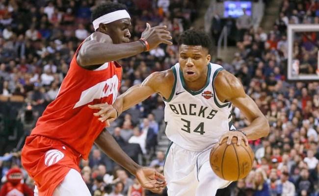 2019 Nba Playoffs Watch Raptors Vs Bucks Game 1 Live
