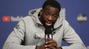 """Draymond Green says he's """"really tired"""" of watching WNBA players complain about pay gaps"""