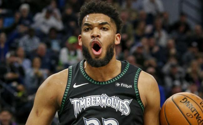 Karl Anthony Towns Not Interested In Forcing Trade From