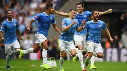 Liverpool vs. Manchester City score: City wins Community ...