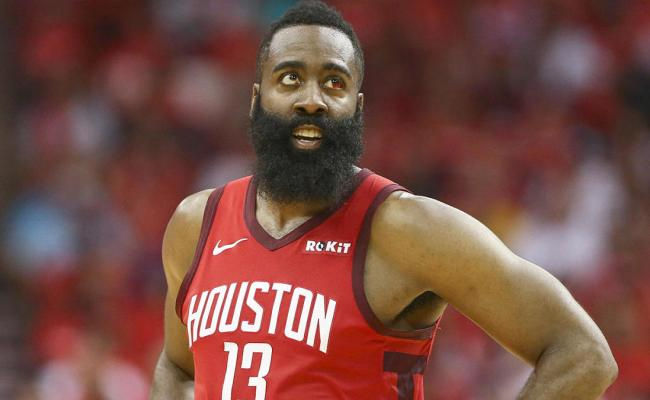 Rockets James Harden Working To Add One Legged Shot To