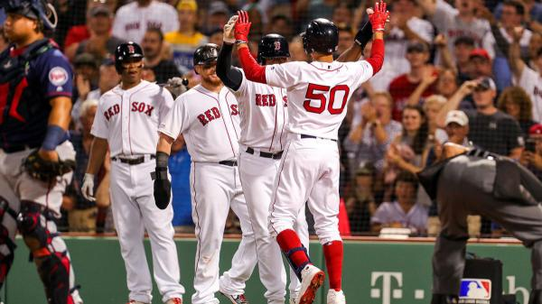 red sox # 10