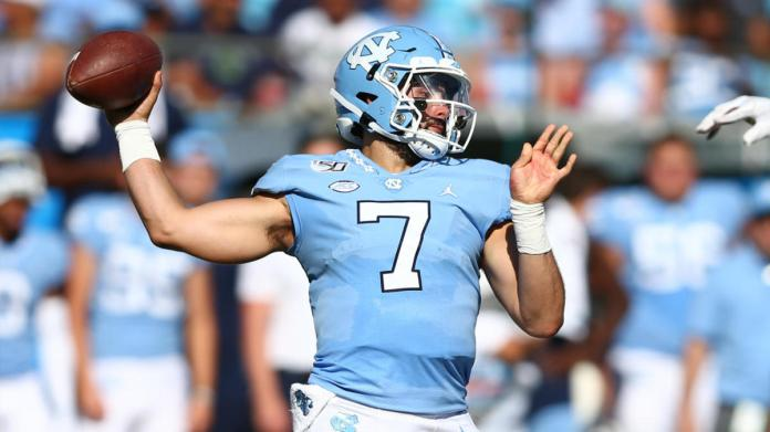 College football odds, picks, predictions for Week 3, 2020: Advanced model backing UNC, Boston College