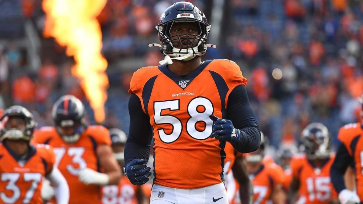 Broncos' Von Miller subject of a police investigation in Colorado; team  releases statement - CBSSports.com
