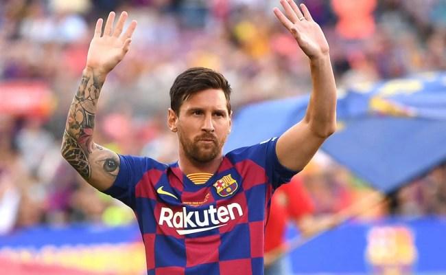 Champions League Scores Takeaways Lionel Messi Makes